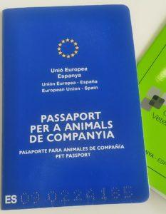 passaport a clinica veterinaria marina